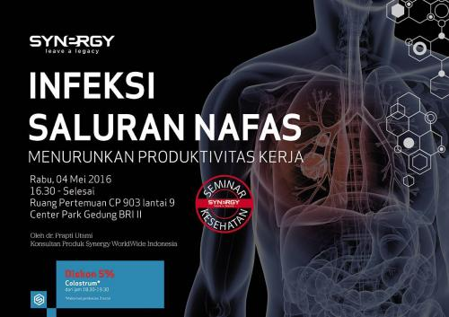 Seminar Kesehatan Infeksi Saluran Pernafasan