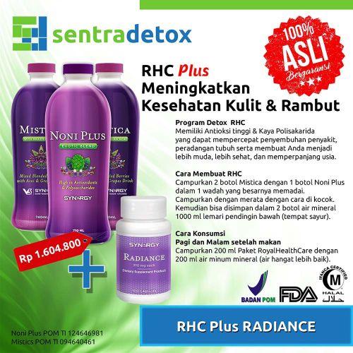 RHC Plus Radiance